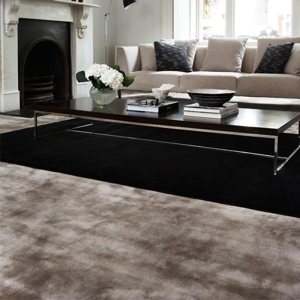 Rålekkert gulvteppe, vi tilpasser det som salongteppe eller du får bestilt teppet som heldekkende teppe.