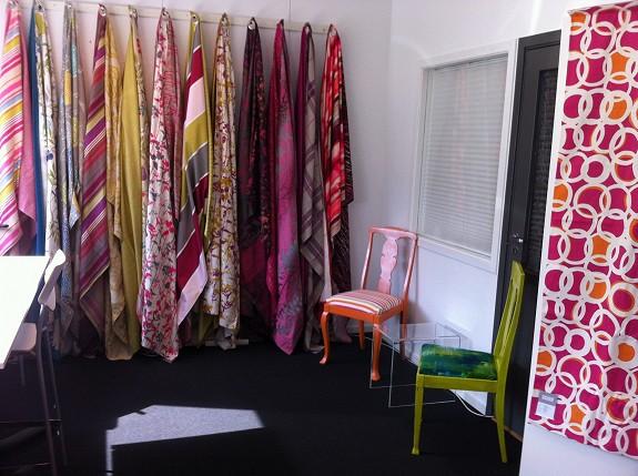 Tekstiler fra Harlequin.
