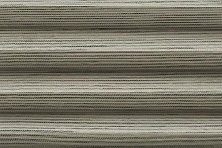 Rålekker og moderne plissegardin fra Weba.