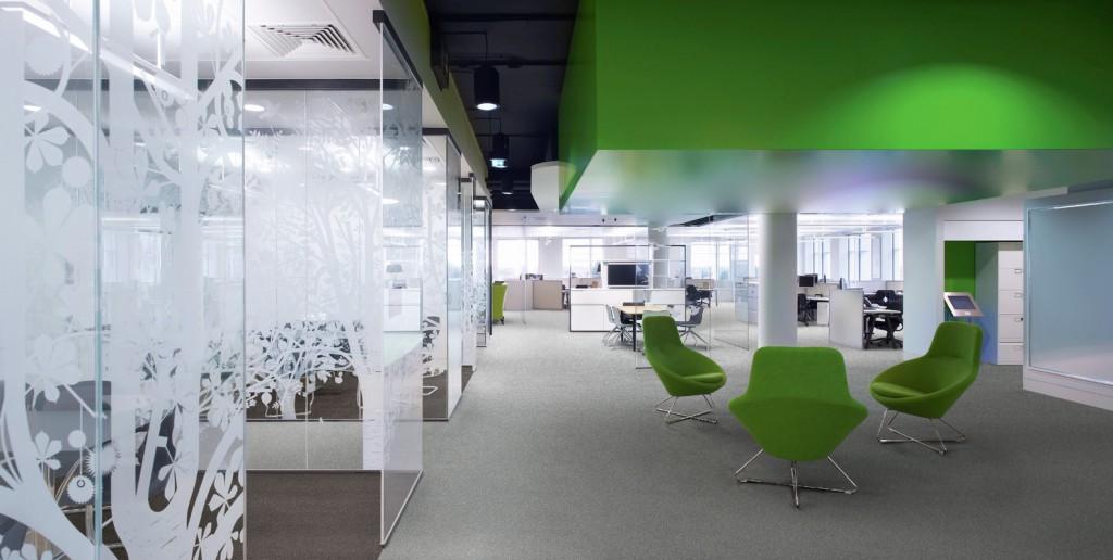 O2 Headquarters, Tp Bennett, Slough, United Kingdom