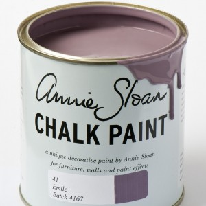 chalk paint emilie