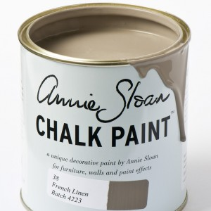 chalk paint french linen