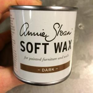 Dark wax small