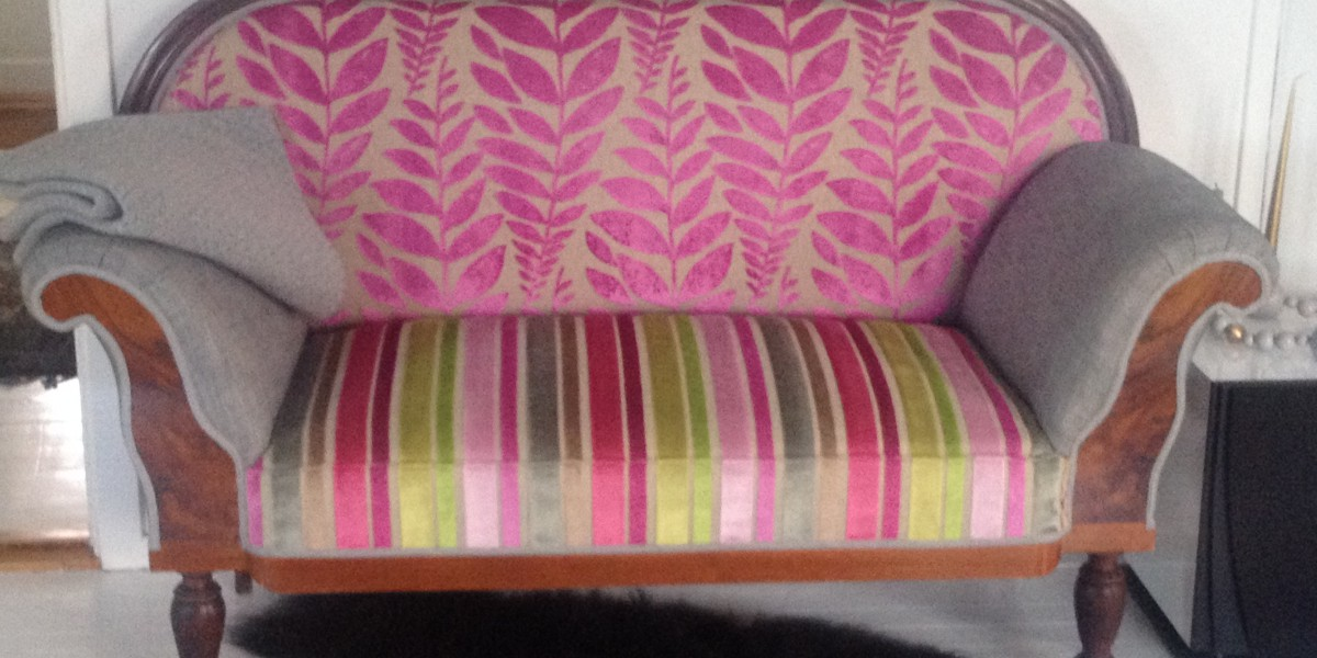LIFTGARDINER FRA DESIGNERS GUILD