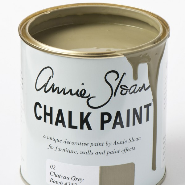 chalk paint chateau_grey