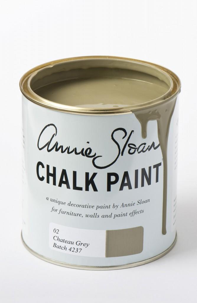chalk paint chateau_grey