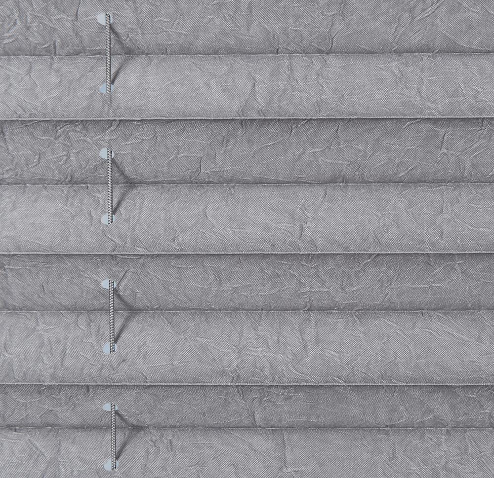 plisse grey