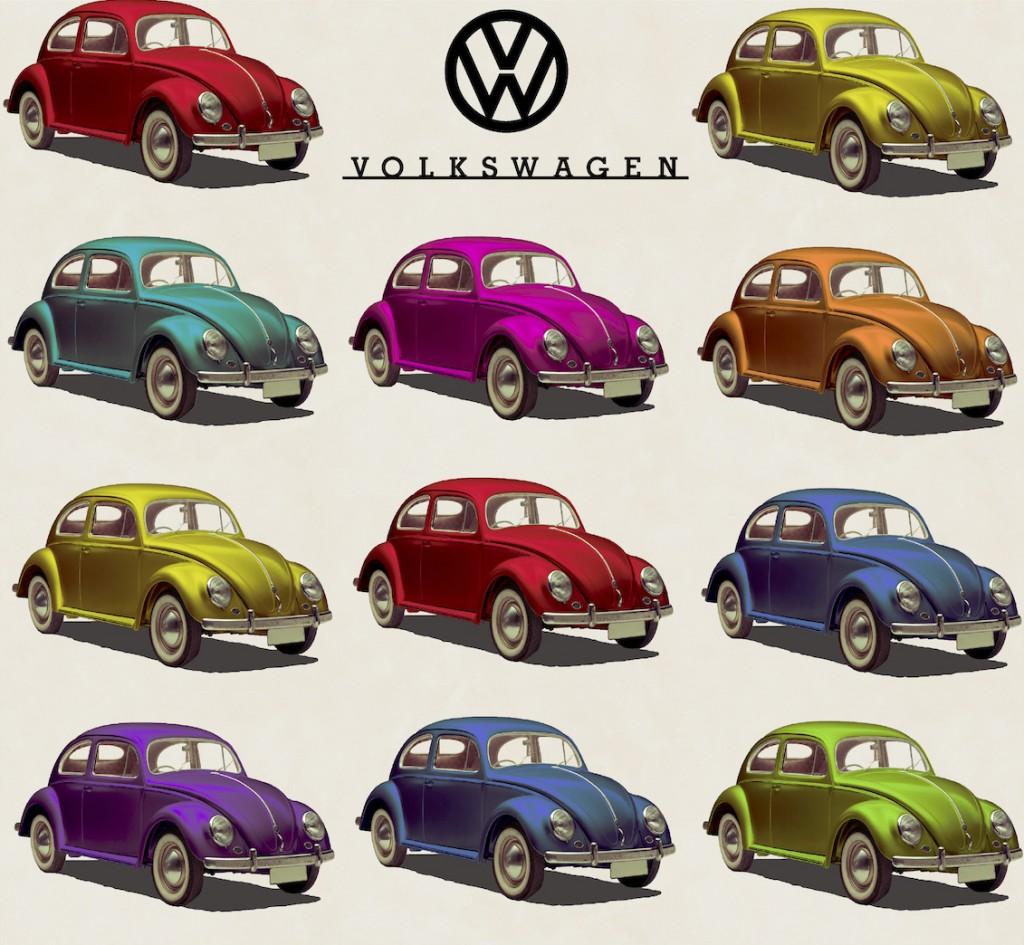Volkswagen Fabrics
