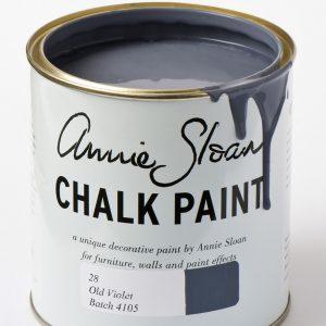 chalk paint old_violet_896