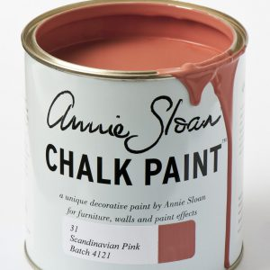 chalk paint scandinavian_pink