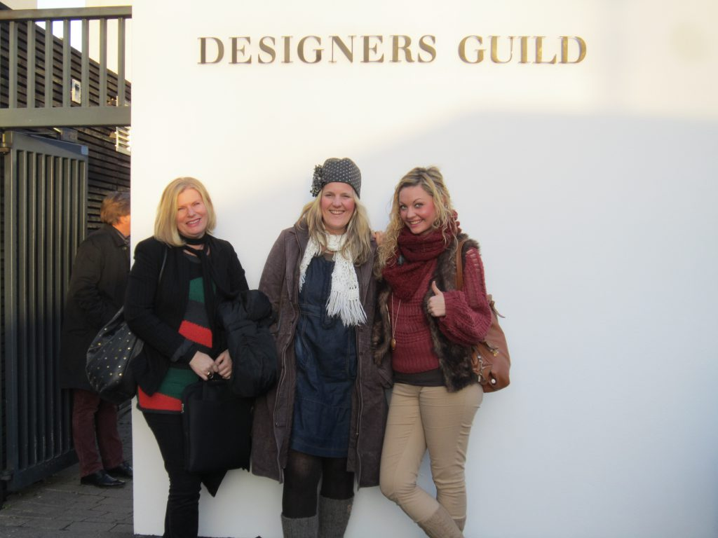 Designers Guild showroom
