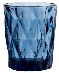 NORDAL GLASS BLUE