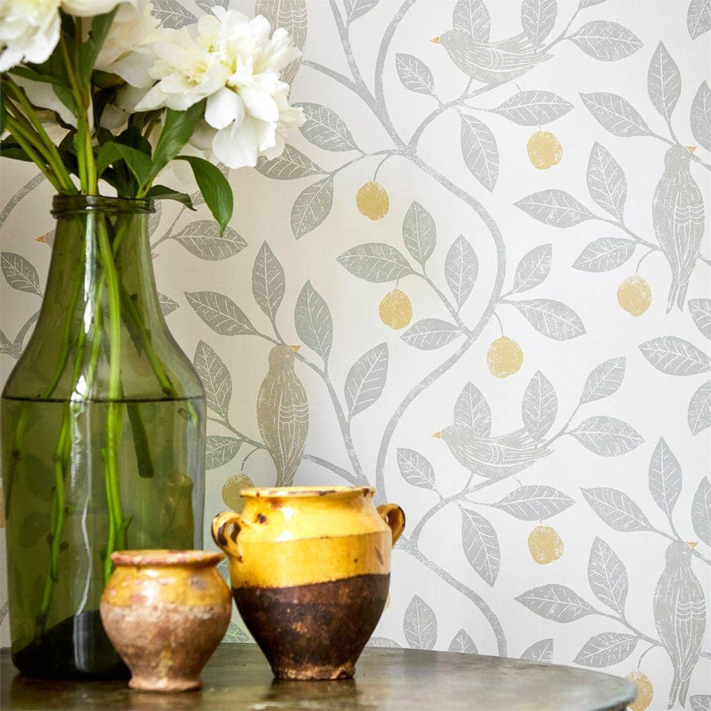 Picture of: Velg Din Tapet Hege Wolner Interiordesign